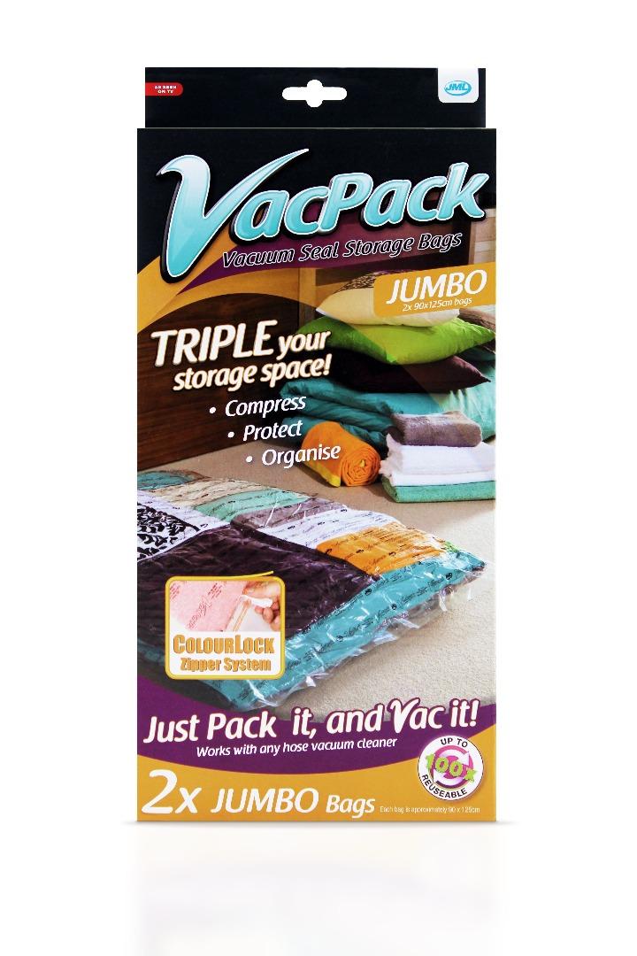 poze cu Vac Pack Jumbo