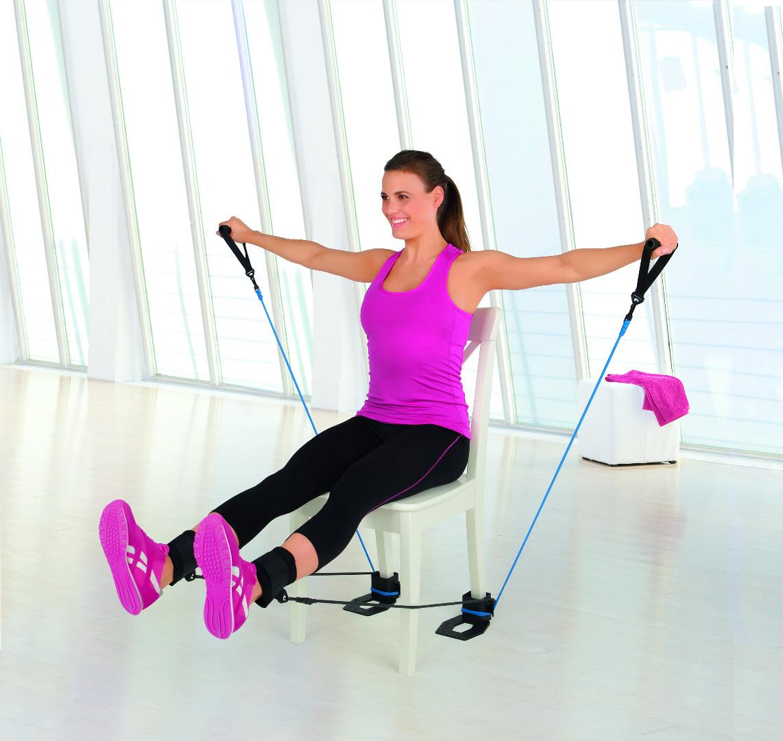 Fitness Elastic Cords thumbnail