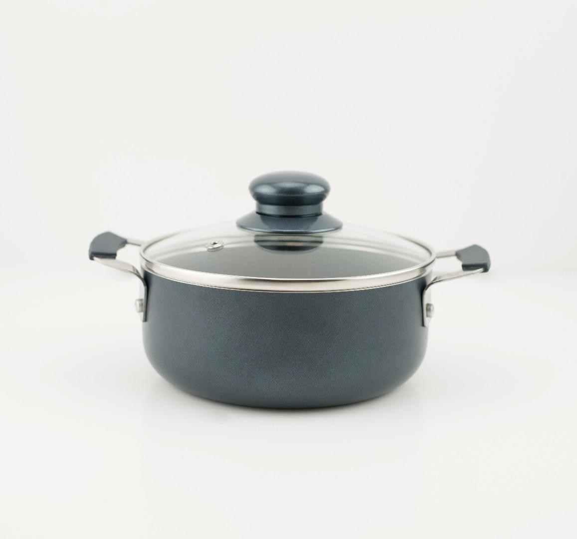 Vas pentru gătit cu aburi Grill Circle Pot