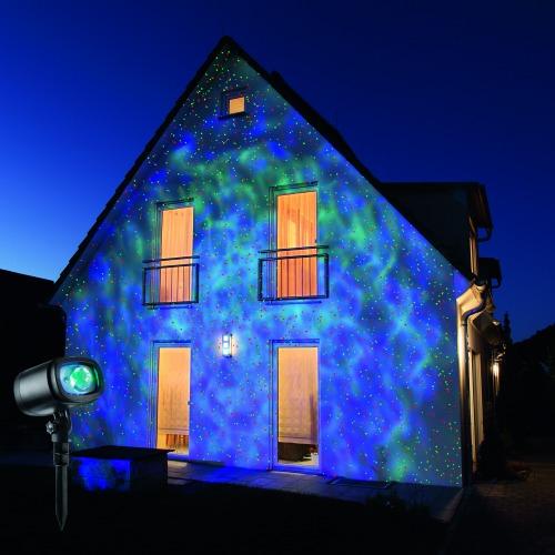 poze cu EASYmaxx Laser & Polar Light