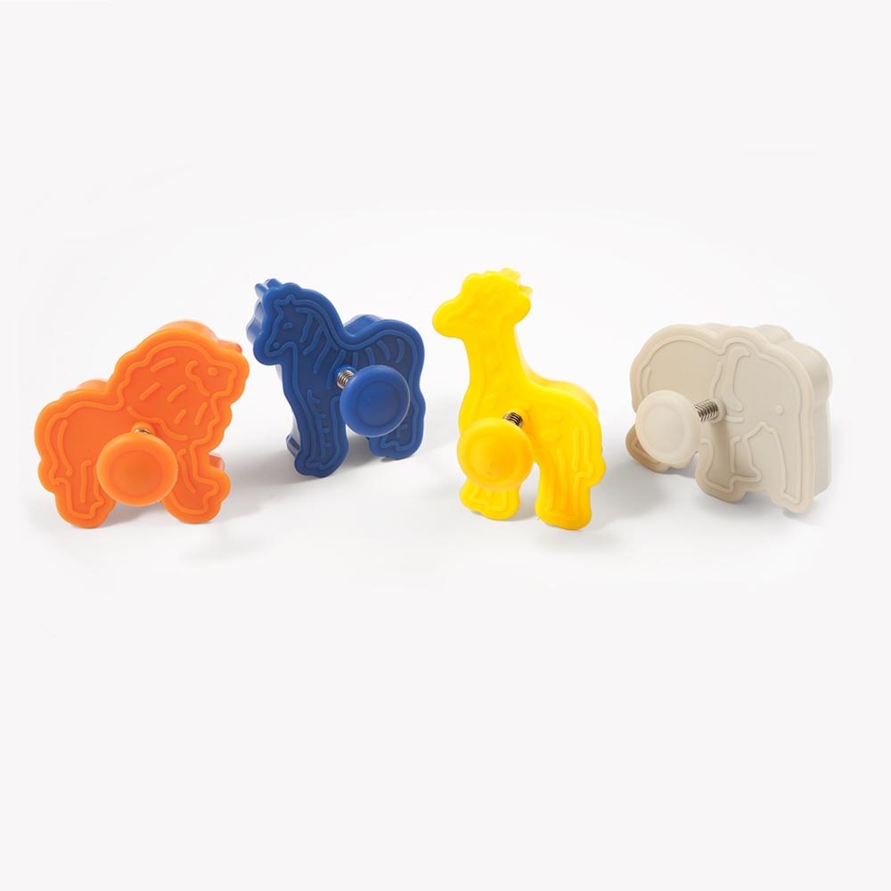 poze cu Set 4 forme animale