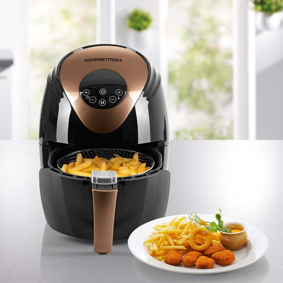 Hot Air Fryer thumbnail