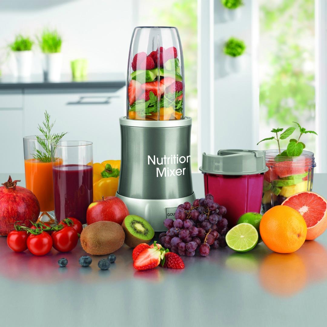 Nutrition Mixer 700 W thumbnail