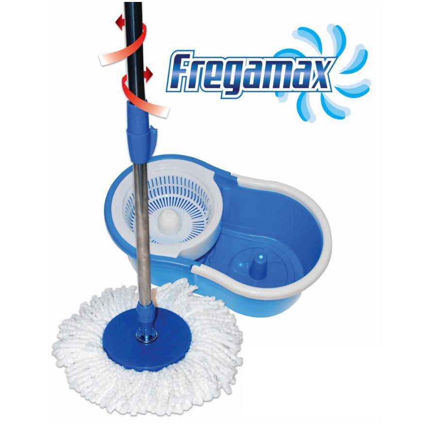 poze Fregamax, mop cu sistem dublu de centrifugare