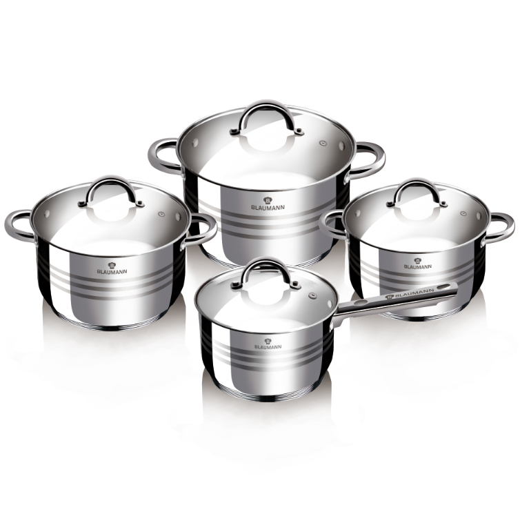 Gourmet Line Pot Set thumbnail