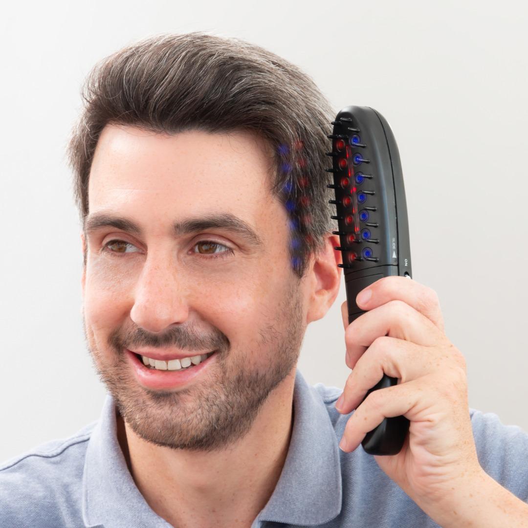 Electric Anti-Hair Loss Brush thumbnail
