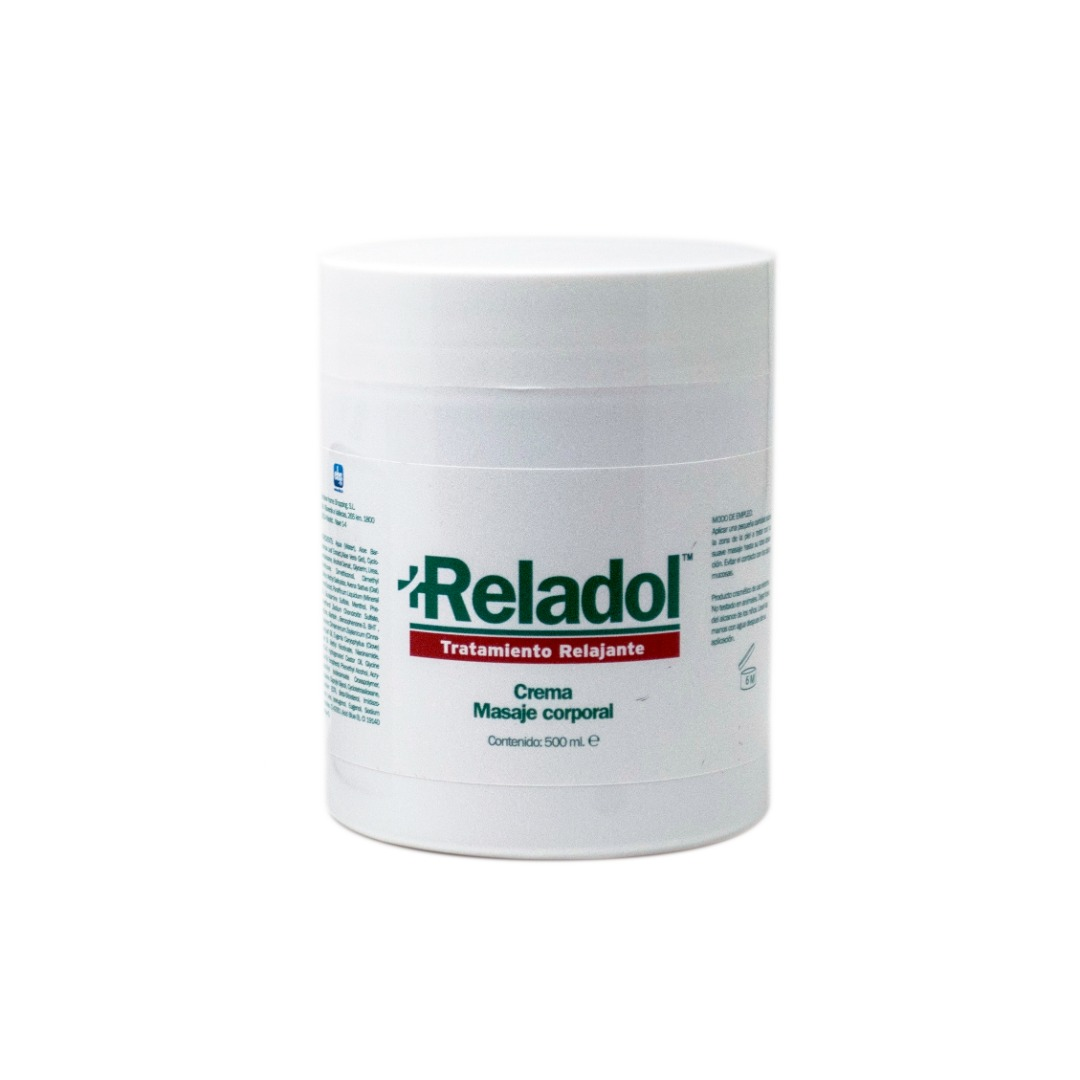poze Gel calmant 500 ml, pentru dureri musculare și articulare, Reladol 500