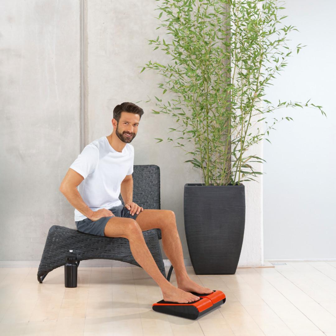 poze Aparat de masaj picioare, cu vibrații, Legs Massage Therapy