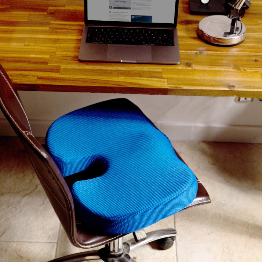 poze Pernă ortopedică pentru șezut Back Relief Cushion