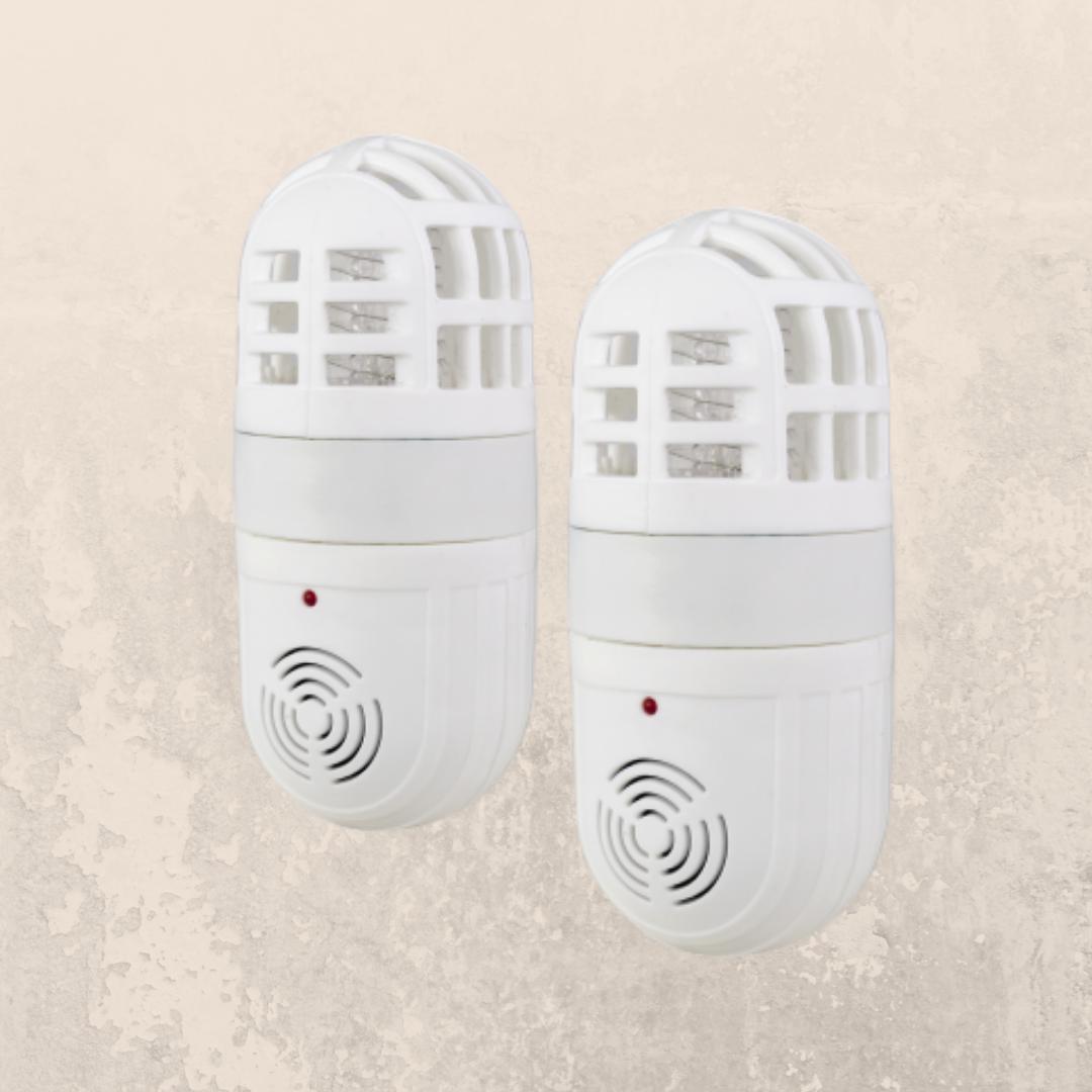 poze Set 2 aparate antidăunători cu lumină UV și ultrasunete Insta Killer