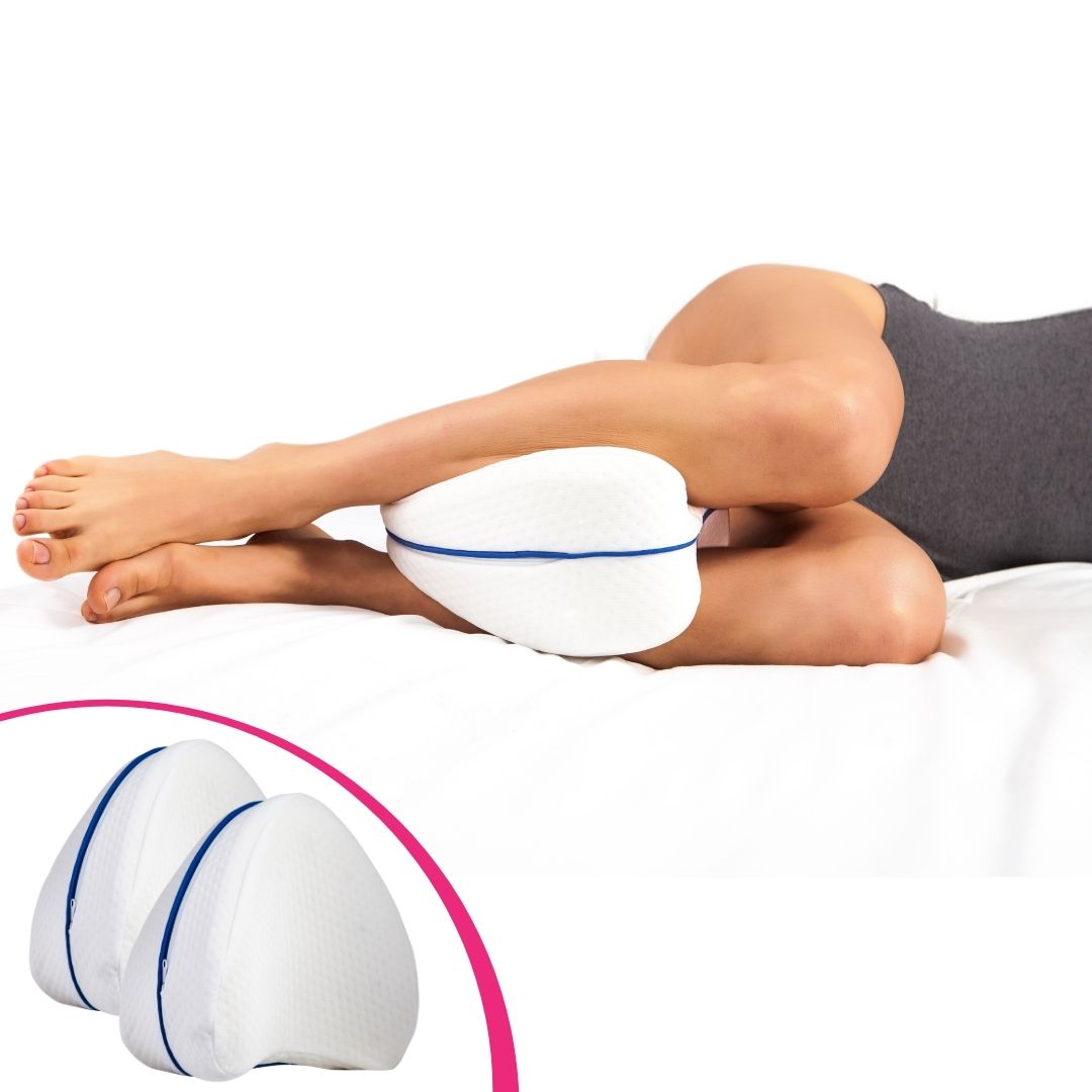 Set 2 Perne Ortopedice Pentru Genunchi Comfy Pillow