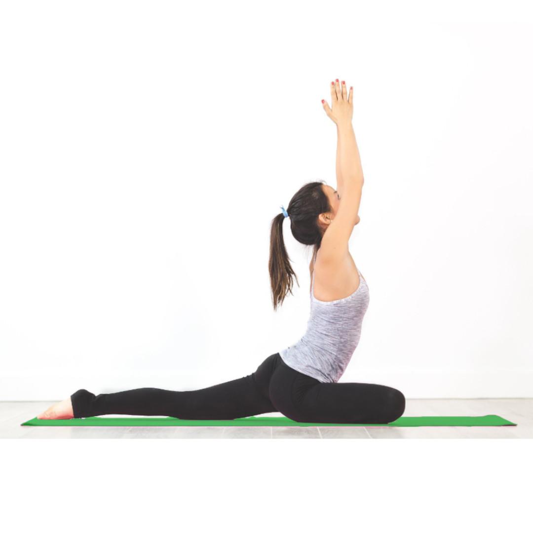 poze Saltea flexibilă pentru exerciții de yoga și pilates, Yoga Mat